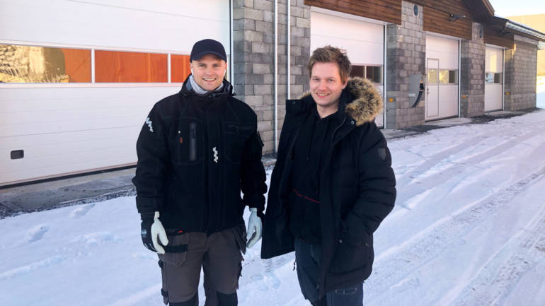 Verksmann valgte porter fra Emil Solbakken
